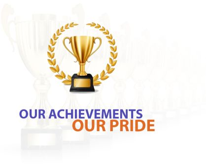 Our achivements our pride
